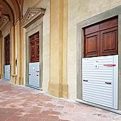 Paratie antiallagamento per chiese ed edifici storici